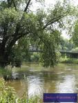 Die Donau in Regensburg